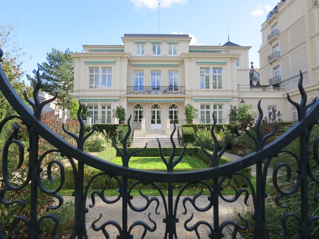 Baden-Baden honeymoon at Brenners Park Hotel, a romantic destination