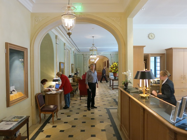 Baden-Baden honeymoon at Brenners Park, it's all about service