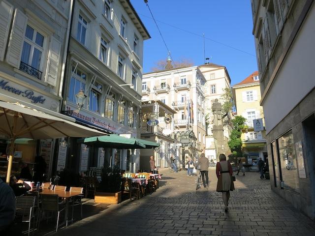 A spa honeymoon in Baden-Baden