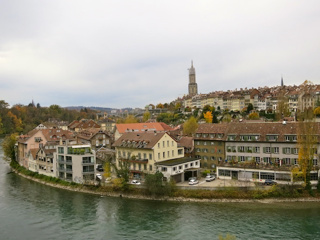 Bern's Old Town