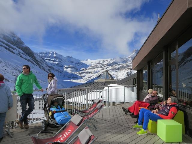 Hiking Switzerland Gemmi Pass Leukerbad