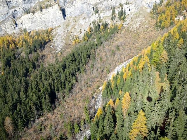 Switzerland Alps Gemmi Pass