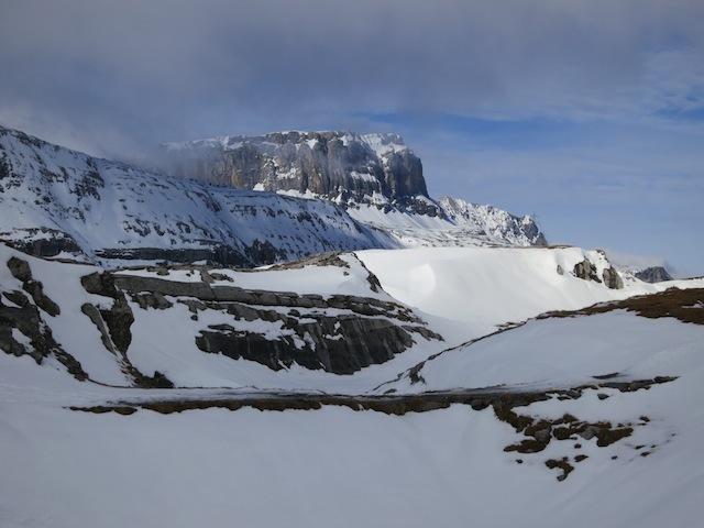 Leukerbad Gemmibahnen Alps hiking