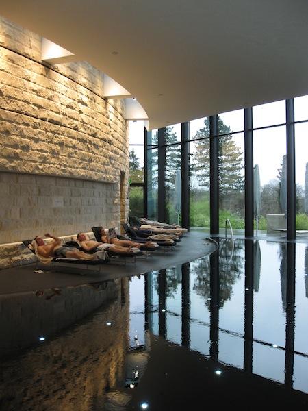 Switzerland luxury spa Dolder Grand