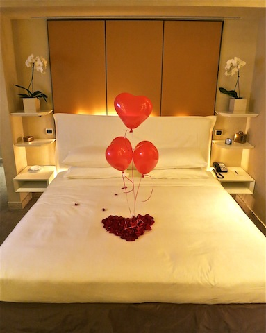 Honeymoon Milan Park Hyatt