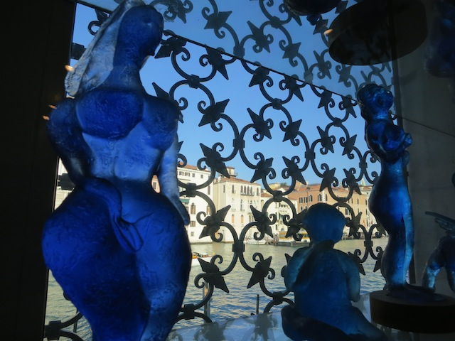 Visit Peggy Guggenheim Collection when it rains