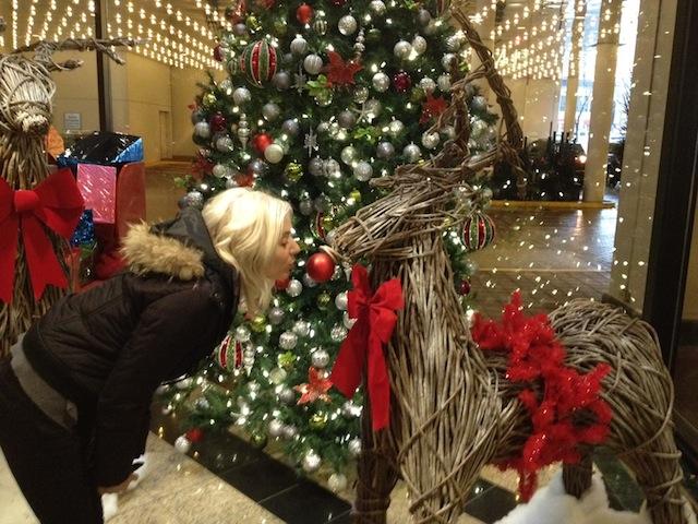 Luxury travel blog Christmas