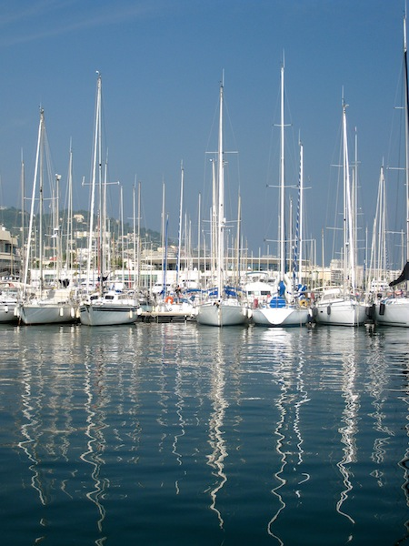 Cannes France boats The flabby thighs guide to international travel