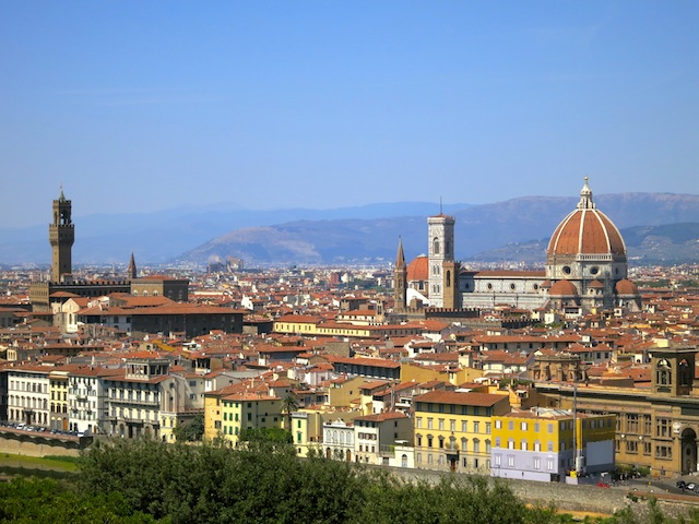 Sightseeing-in-Tuscany-Florence