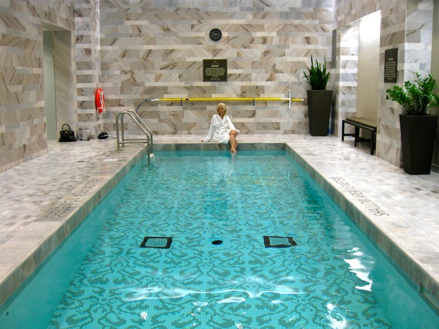 Hazelton 5-star hotel Toronto Yorkville