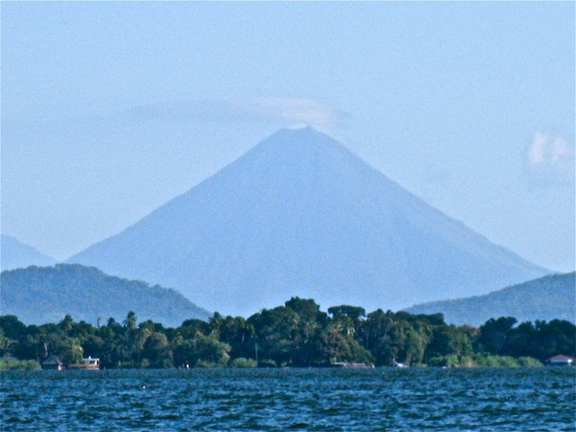 What is luxury travel volcano in Nicaragua