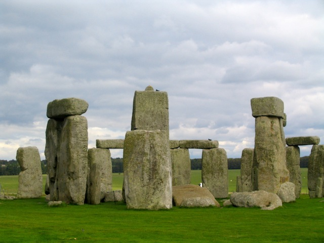 Stonehenge is Inspirational Inspiration for 2014