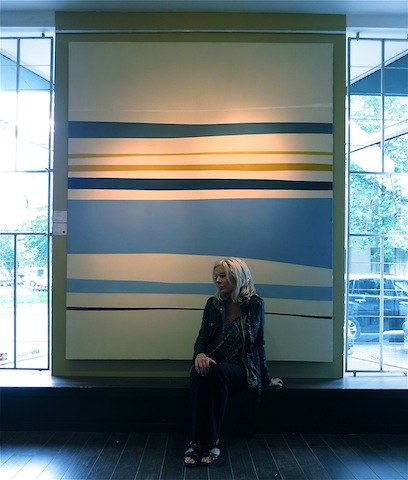 Abstract art William Perehudoff inspiration 2014