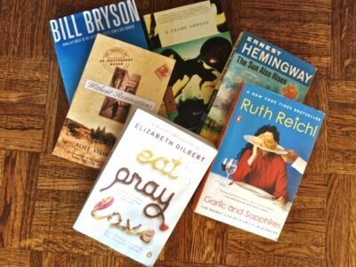 Writing the first chapter of a memoir books