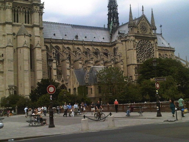 France Notre Dame July 2010 Best free luxury travel activities and perks