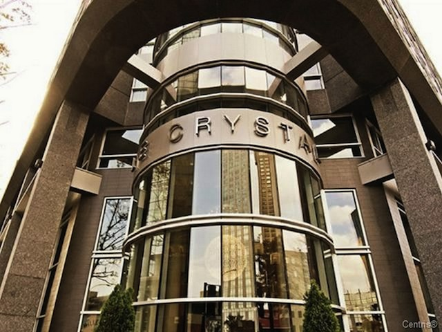 Montreal Hotel Le Crystal 5-star
