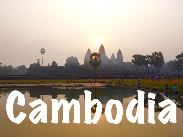 Places to travel, Cambodia