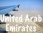 United Arab Emirates Travel Tips