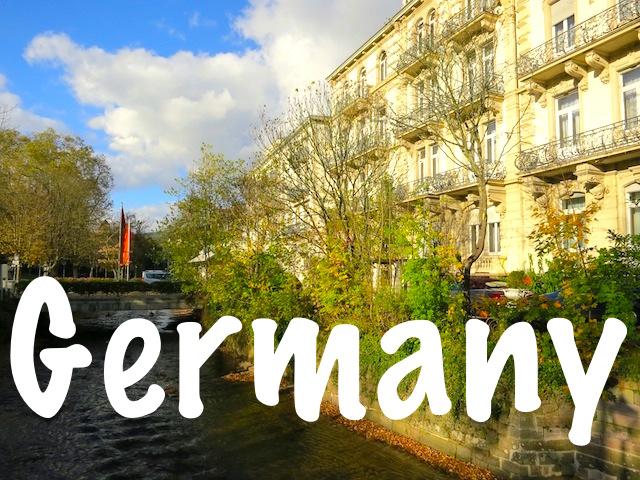 Germany travel ideas