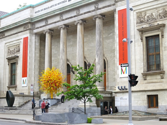 Musee de Beaux Arts Montreal Quebec
