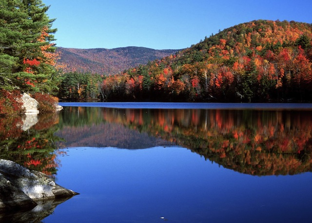 Useless facts about New Hampshire, pond in Campton