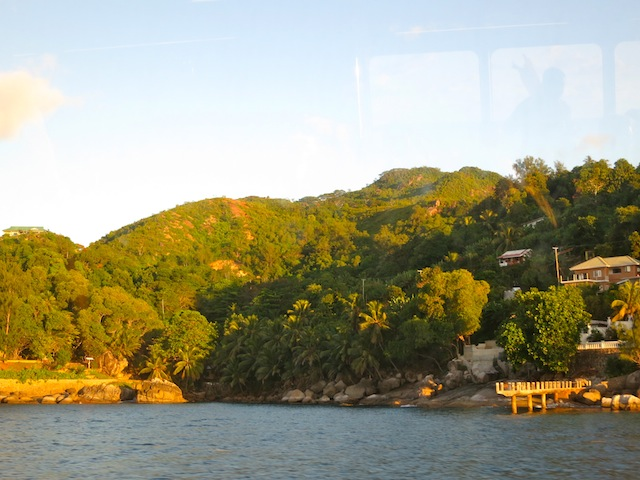 Seychelles islands cruise
