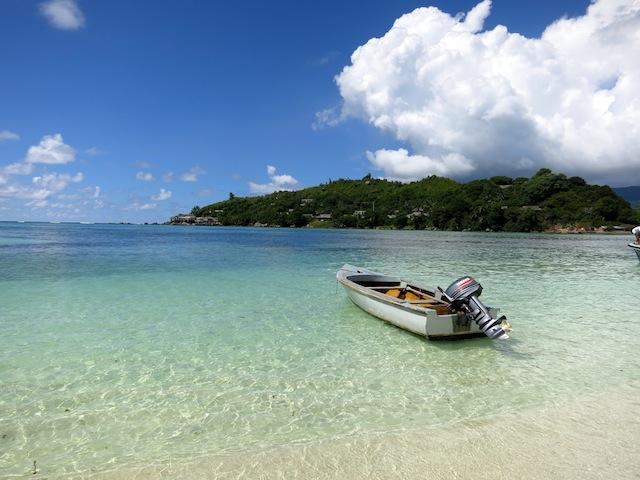 Seychelles beautiful scene