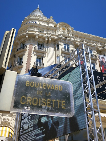 Cannes 2014 blog report from Boulevard del la Croisette