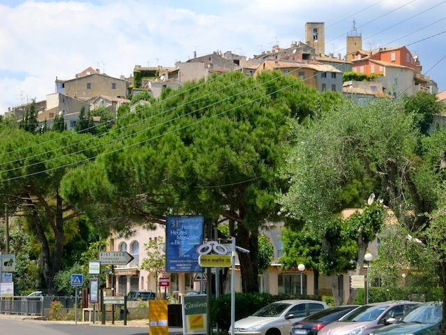 Biot in the South of France
