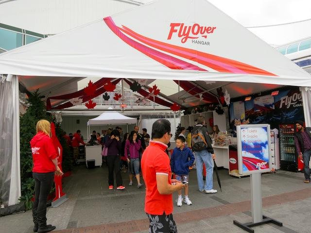 New Vancouver attraction FlyOver Canada