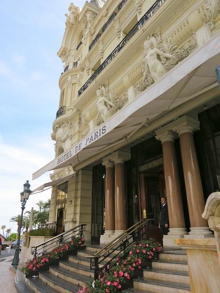 Hotel de Paris Monte Carlo in Monaco