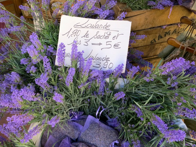 Things to do in the South of France, smell the lavender