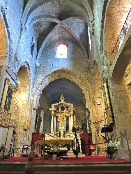 Notre Dame du Puy's Cathedral Grasse, France