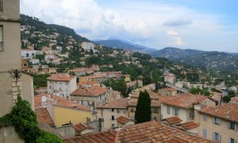 One day in Grasse, France