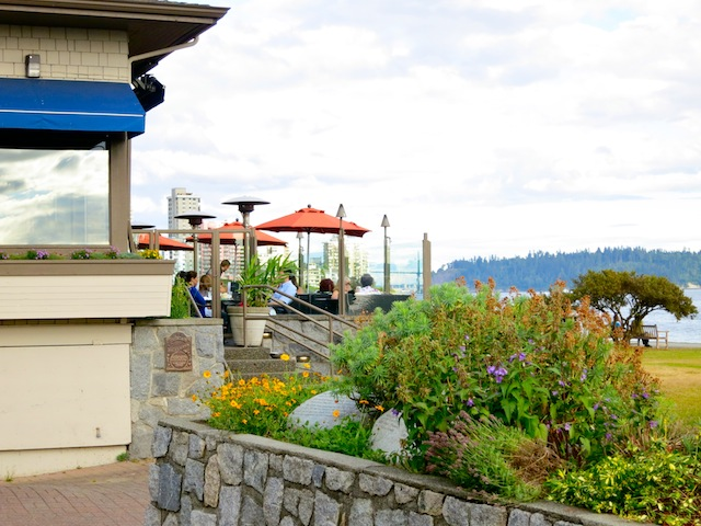 The Beachhouse Restaurant at Dundareve Pier