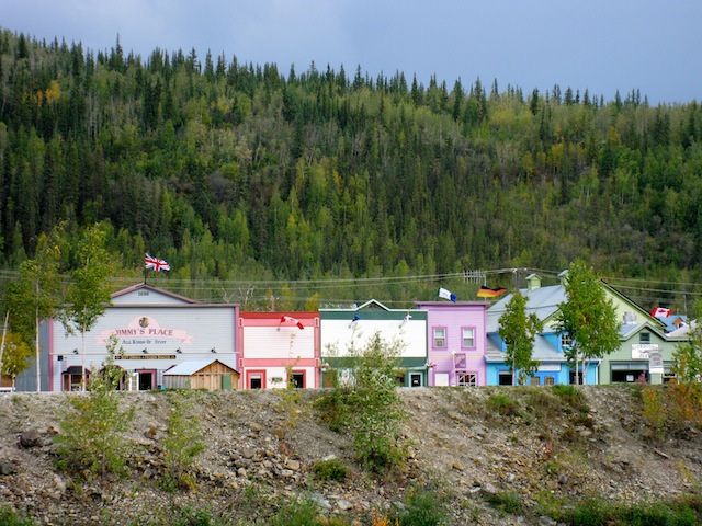 What to do in Canada: visit Dawson City in the Yukon