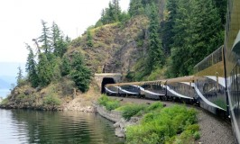 Rocky Mountaineer Scenic Train Routes