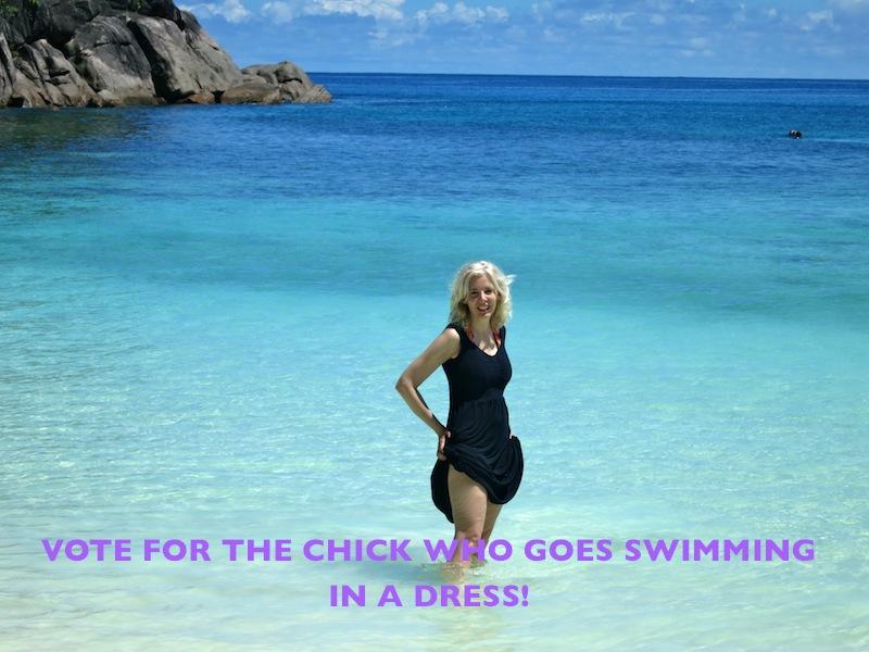 Wandering Carol for Best Luxury Travel Blogger