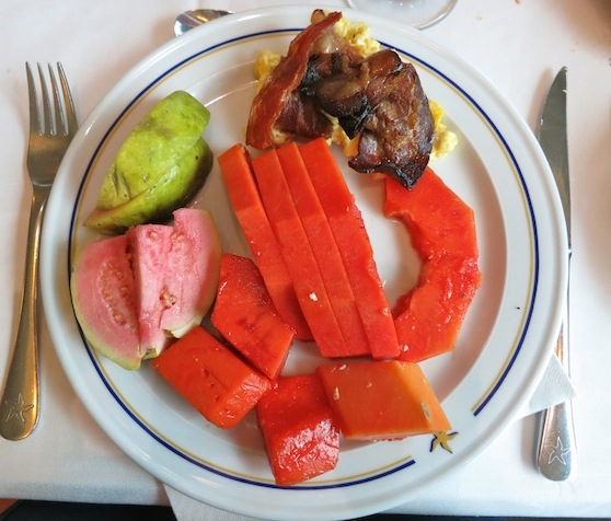 Iberostar Varadero Cuba buffet breakfast