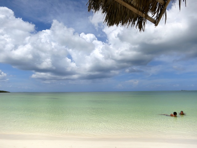 Nice picture of Cuba beaches Cayo Ensenachos in Cayo Santa Maria