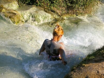 natural hot spring spas