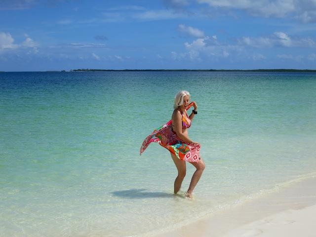 Cuba beaches Cayo Ensenachos