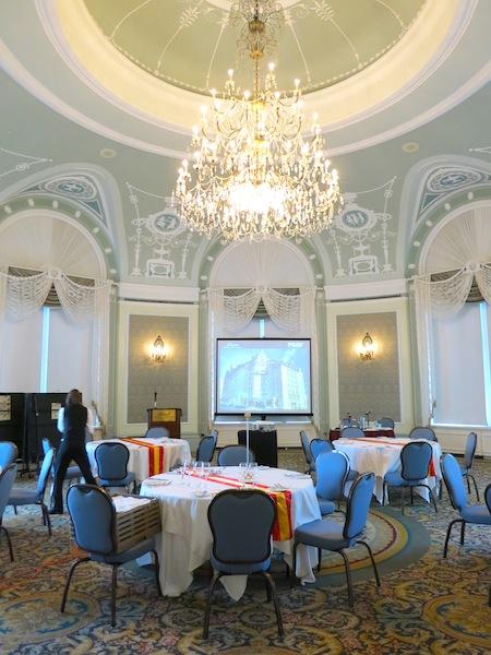 Wedgewood Room Hotel Macdonald