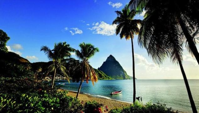 St Lucia Transat Holidays Luxury Collection
