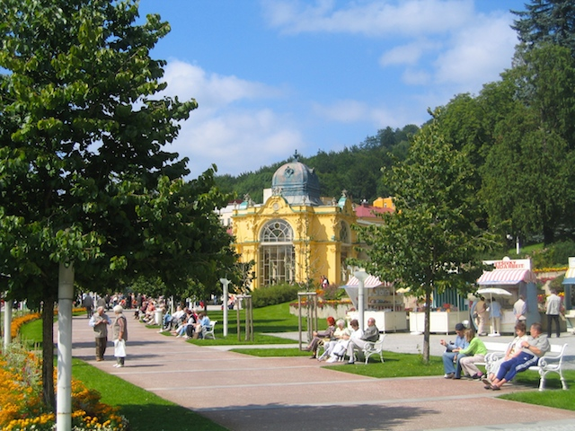 Top European destinations Marianske Lazne Czech Republic