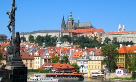 Top European destinations Prague