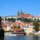 Top European destinations Prague