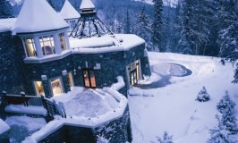 Best Winter Spa Resorts Fairmont Banff Springs Hotel