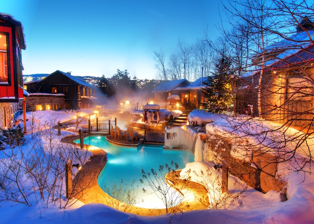 Best winter spa resorts wellness expert anne dimon dishes for Cheapest vacations in january