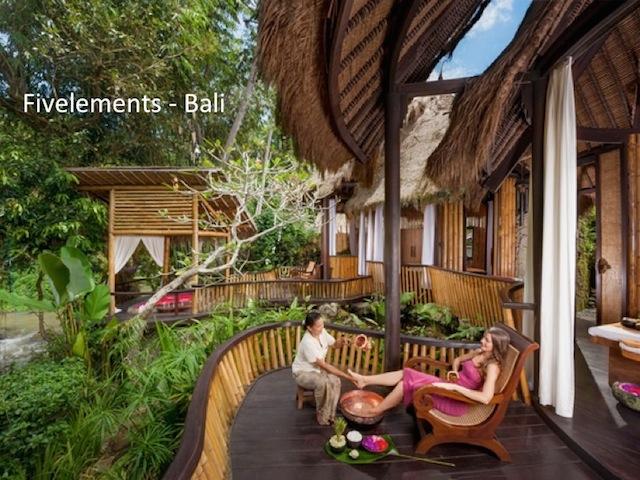 Best winter spa resorts, Fivelements Spa Bali